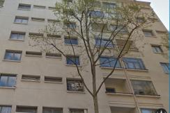 2 pièces rue Mathurin Moreau