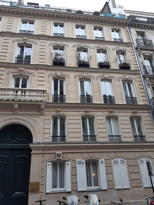 Bureau paris 9eme